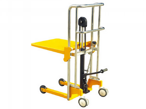 Platform Stackers ( Stacker / Hand Truck / Warehouse / Order Picker / Stock Control )